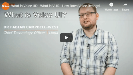 What is voice UI? 4