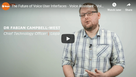 The future of the voice user interface 10