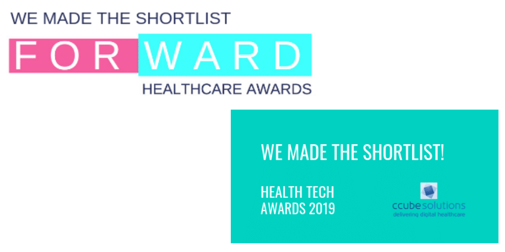 LIOPA'S PATIENT/CARER COMMUNICATION AID SHORTLISTED FOR TWO AWARDS 2