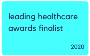 Liopa wins Most Promising Pilot Award at Leading Healthcare Awards 1