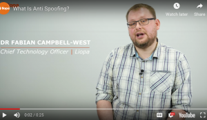 What is anti spoofing?
