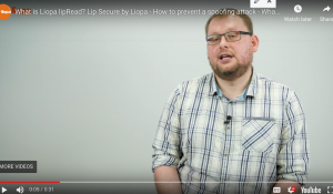 What is Liopa LipRead?