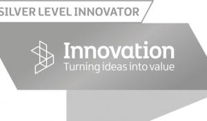 - Silver Innovator Stamp